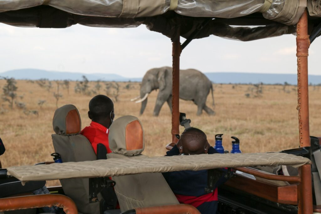 KENYA'S TOURISM ON PATH TO RECOVERY