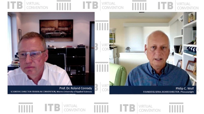 ITB VIRTUAL CONVENTION ADDRESSES BURNING POST COVID-19 QUESTIONS