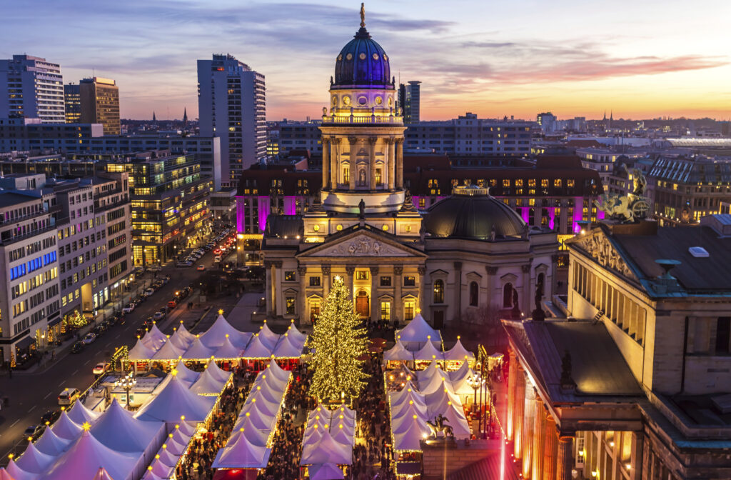 CREATING A NEW DYNAMIC IN BERLIN'S LUXURY HOTEL SECTOR