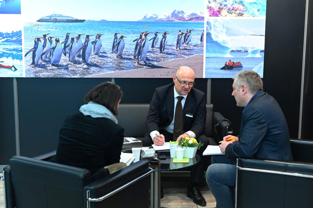 """DAVID RUETZ, HEAD OF ITB BERLIN – """"DEMAND FOR AN IN-PERSON EVENT IN 2021 IS HIGH"""""""