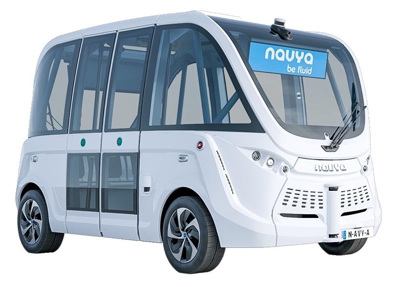 YELLOWSTONE TO LAUNCH DRIVERLESS SHUTTLES IN 2021