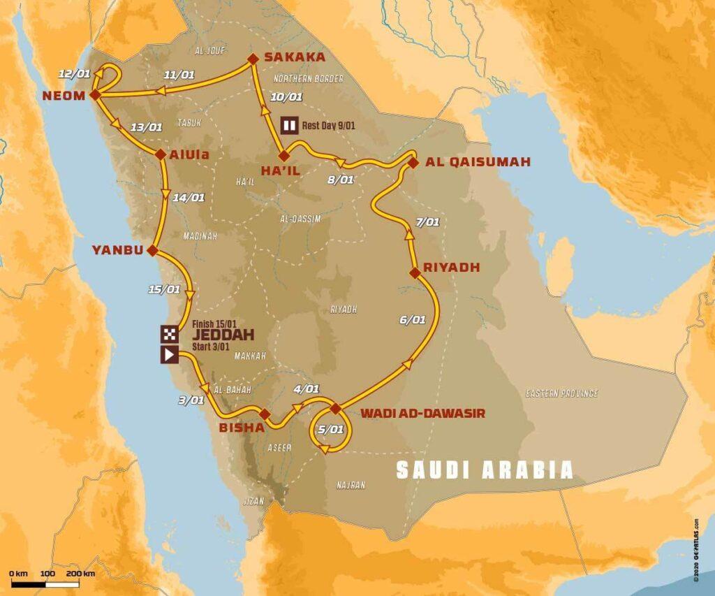 SAUDI ARABIA LAUNCHES MAJOR TOURISM CAMPAIGN