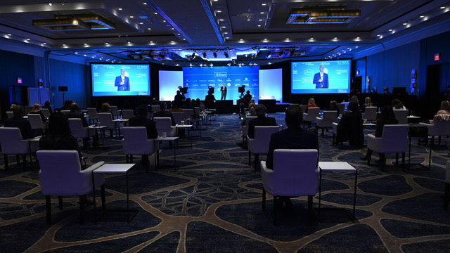 HYBRID EVENTS SET TO DRIVE MEETINGS MARKET