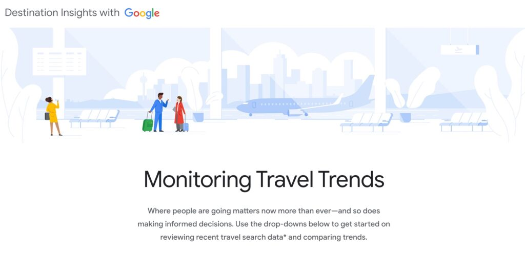 """""""TRAVEL INSIGHTS WITH GOOGLE"""": A TOOL FOR B2B RECOVERY"""