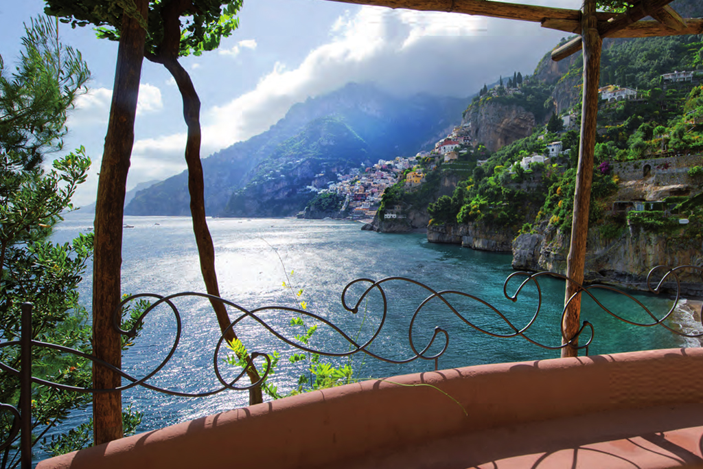 Italian style – it's inimitable