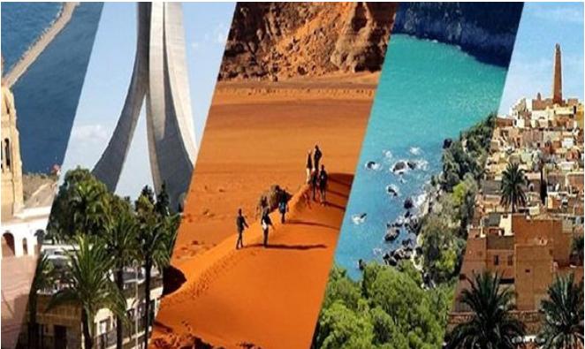 Algeria promotes four seasons of tourism… in one day