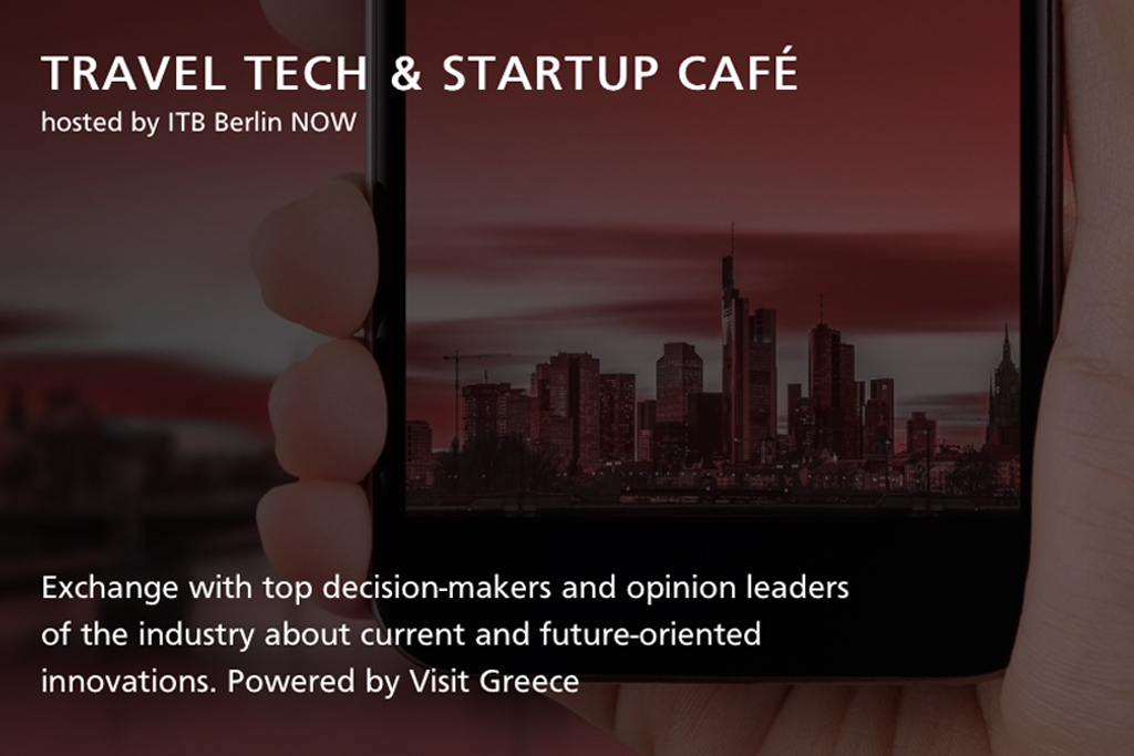Latte or espresso? Talk around the ITB Berlin NOW cafés…