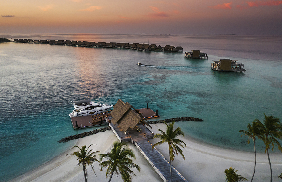Maldives, a perfect geography for safe holidays