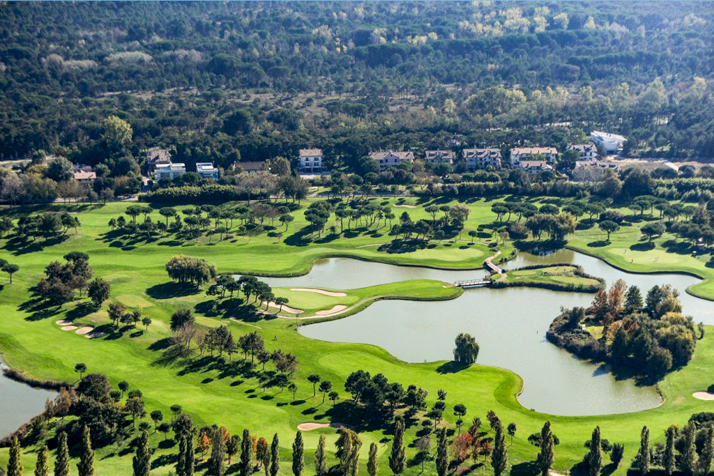 Italy, the other home of golfers