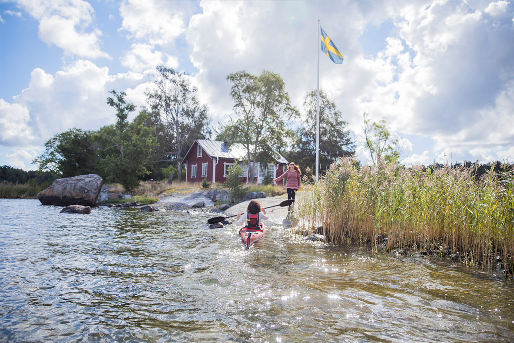 Close to nature – Sweden named N°1 Sustainable Destination