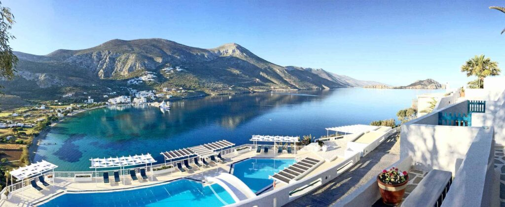 YOGA OR DIVING IN GREECE? AMORGOS REVEALS ITS SECRETS