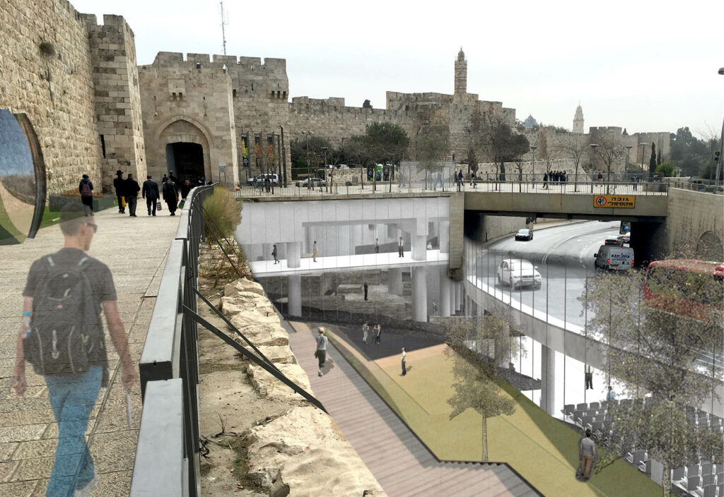 COVID IMMUNITY GIVES NEW HOPE FOR ISRAEL'S TOURISM INDUSTRY