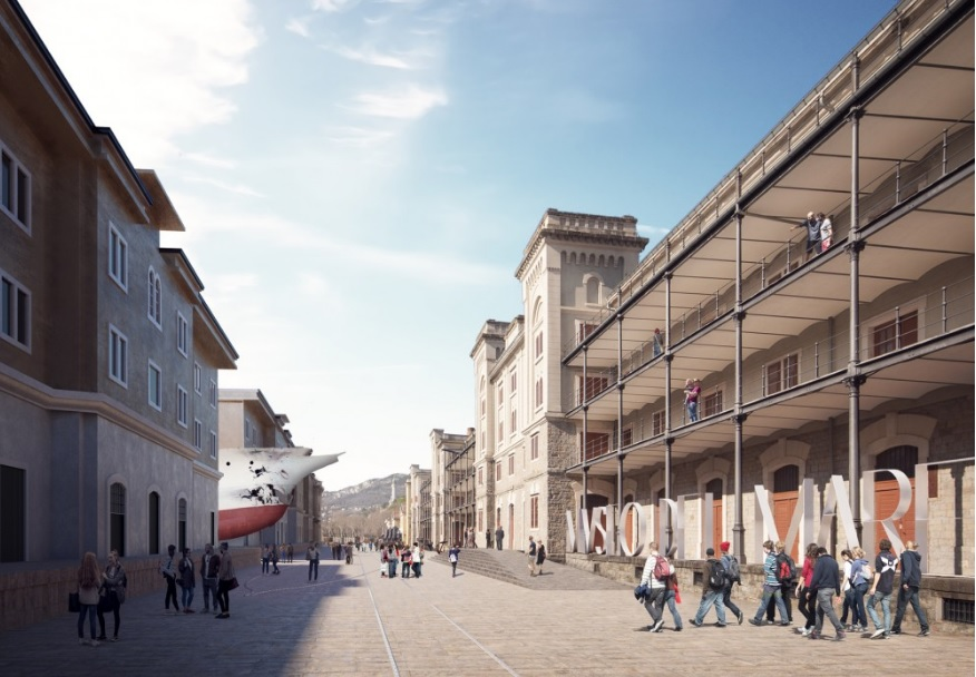 TRIESTE CONVENTION CENTRE USHERS IN NEW ERA FOR TOURISM