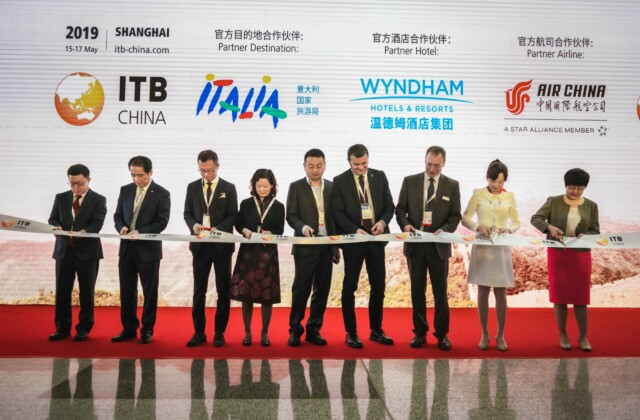 ITB China back with the tradition of a physical show.