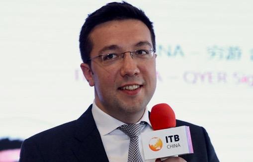 ITB China Startup Award announced by David Axiotis