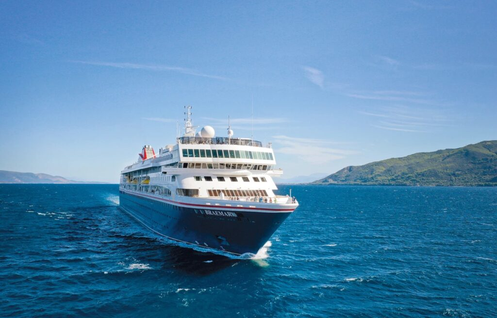 Cuba is now the home port for Fred.Olsen Lines