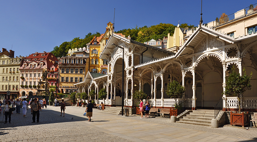 UNESCO GIVES WORLD HERITAGE STATUS TO 11 GREAT EUROPEAN SPA CITIES