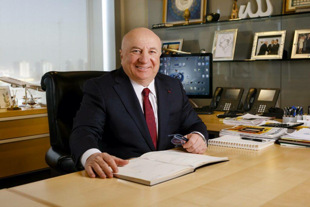 Turkish Airports Chairman Sani Şener