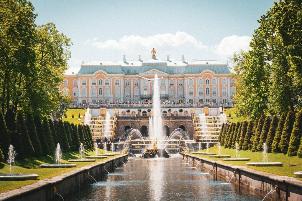 Saint Petersburg - Peterhof