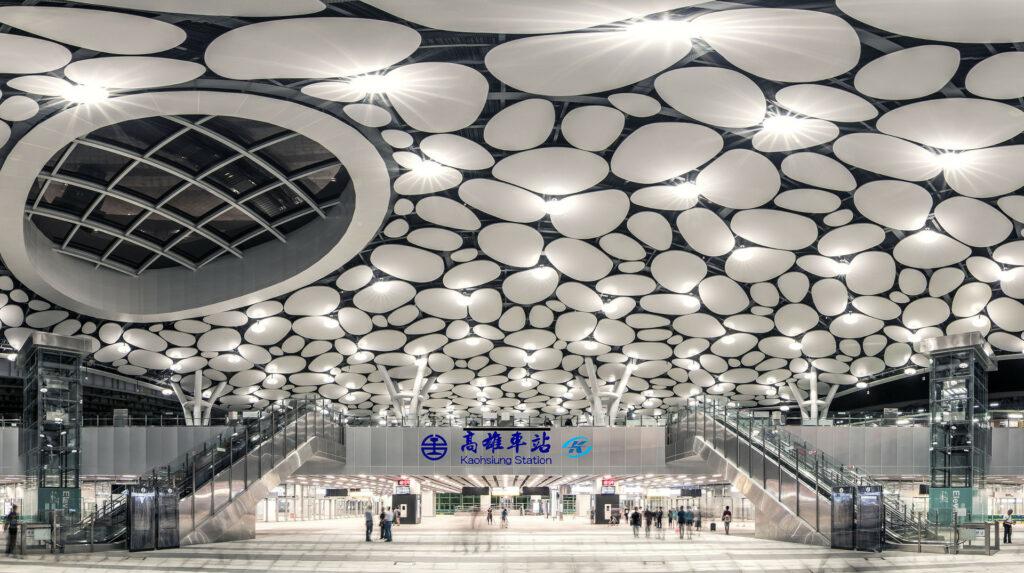 Kaohsiung future rail station