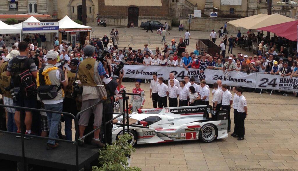 Le Mans Scutineering