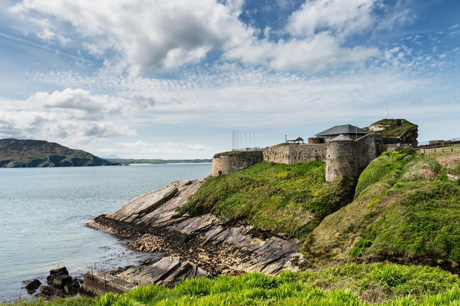 Fort Dunree and Head
