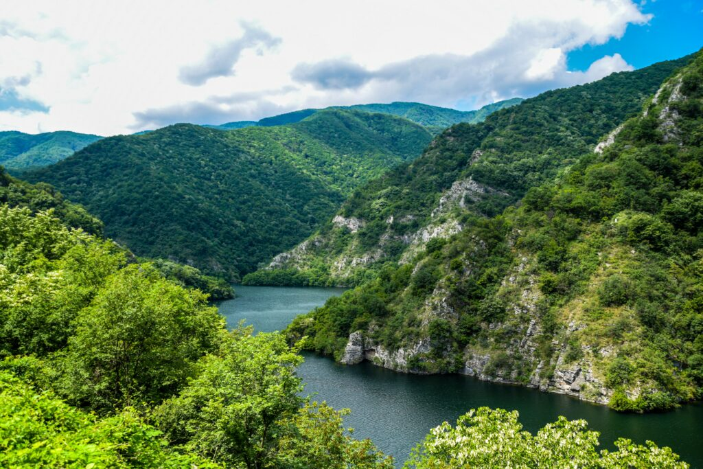 Bulgaria's countryside is a big drawcard for Chinese visitors
