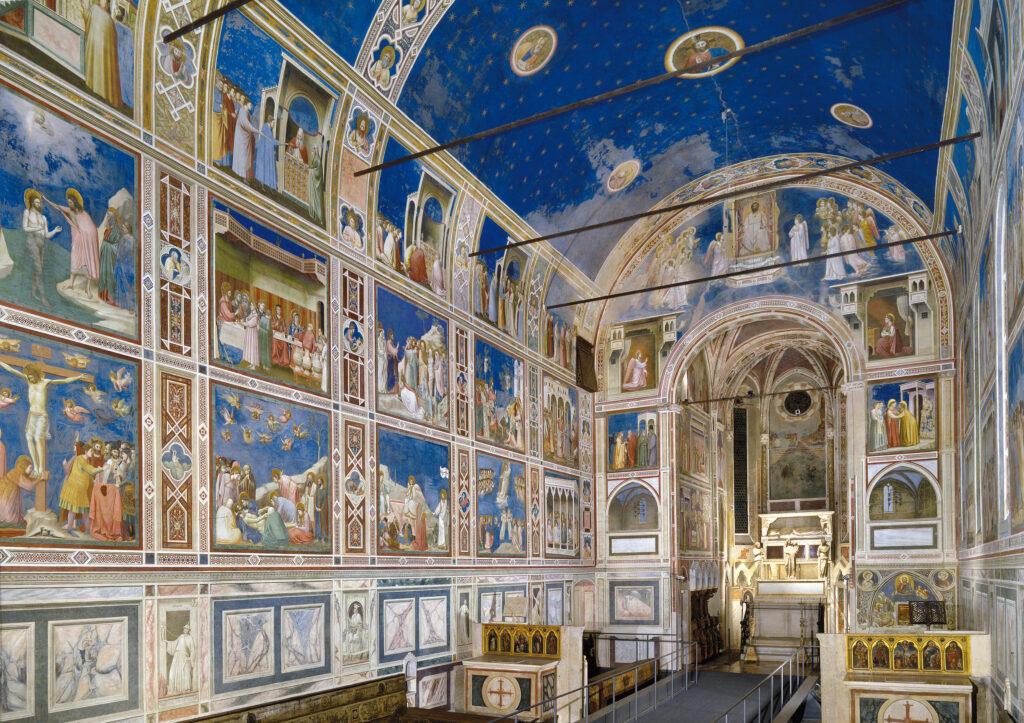 Padua exceptional frescoes